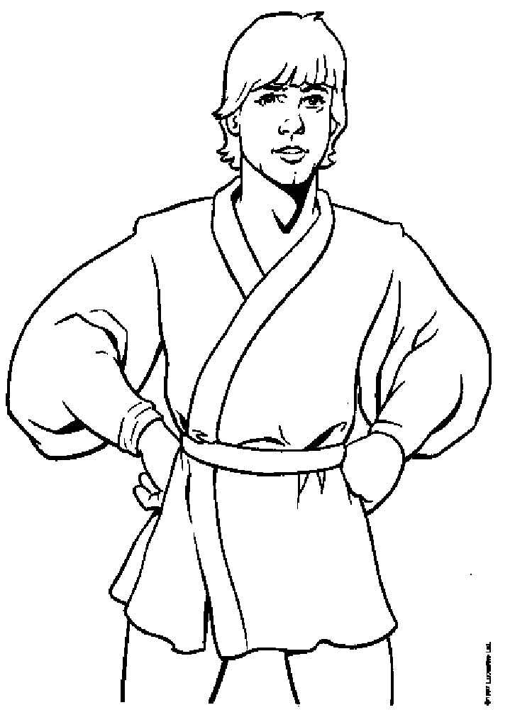luke skywalker coloring pages luke skywalker coloring pages to download and print for free pages coloring luke skywalker