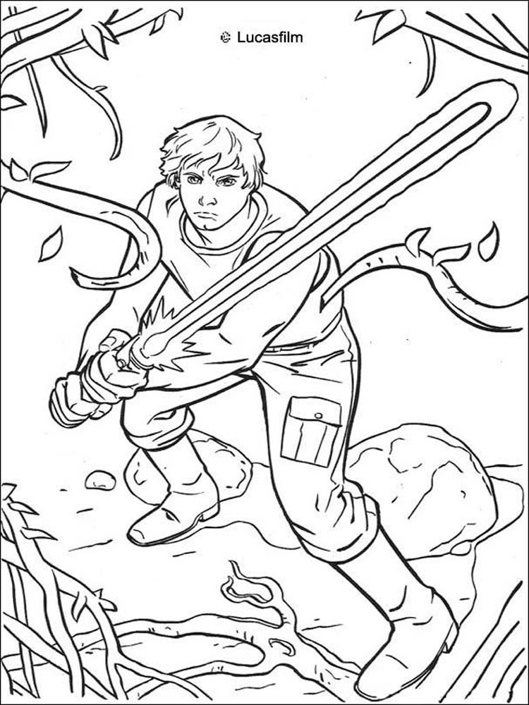 luke skywalker coloring pages luke skywalker coloring pages to download and print for free pages skywalker luke coloring