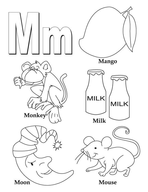 m coloring pages for preschool free letter m coloring pages for preschool preschool crafts pages for m coloring preschool