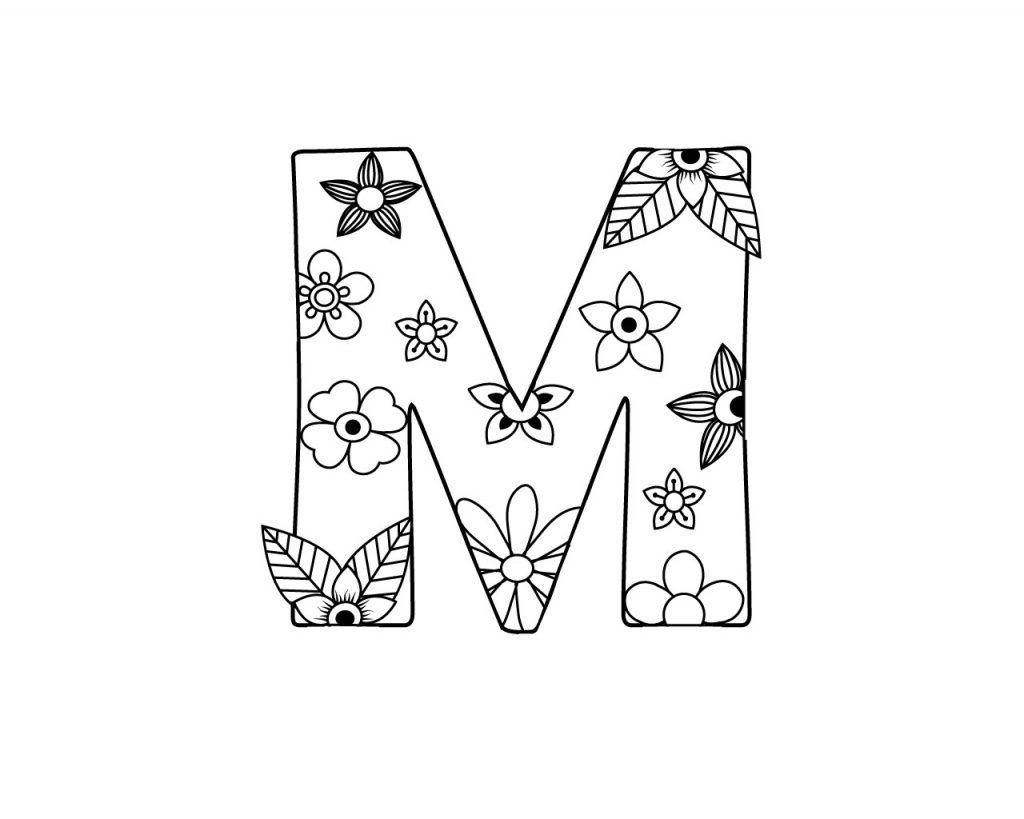m coloring pages for preschool letter m alphabet coloring pages 3 free printable coloring preschool pages for m