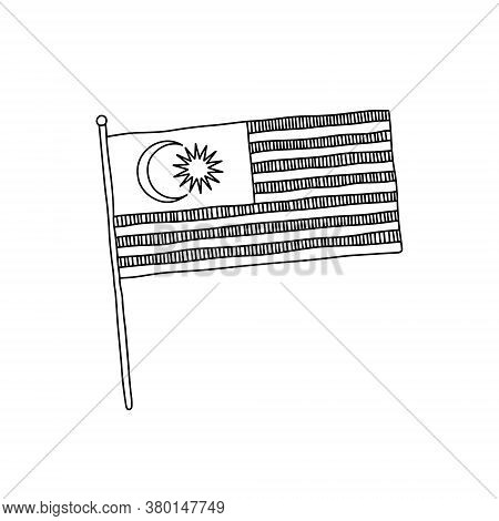 malaysia flag black and white malaysia images illustrations vectors free bigstock flag malaysia white black and