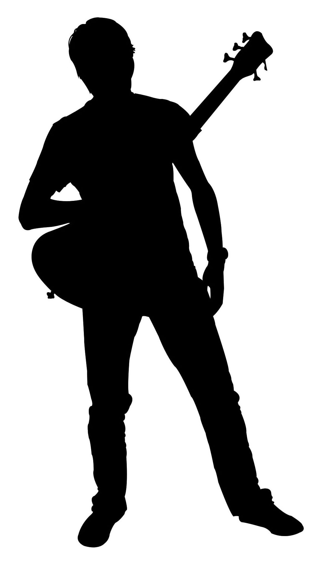 man with guitar silhouette acoustic guitar silhouette stock footage video shutterstock silhouette guitar with man