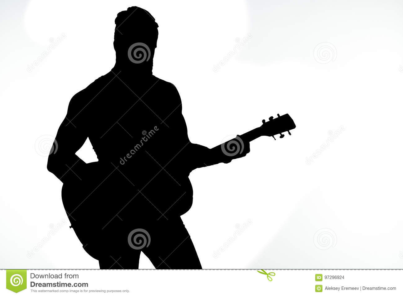 man with guitar silhouette blues guitar workshop guitar alliance guitar silhouette with man
