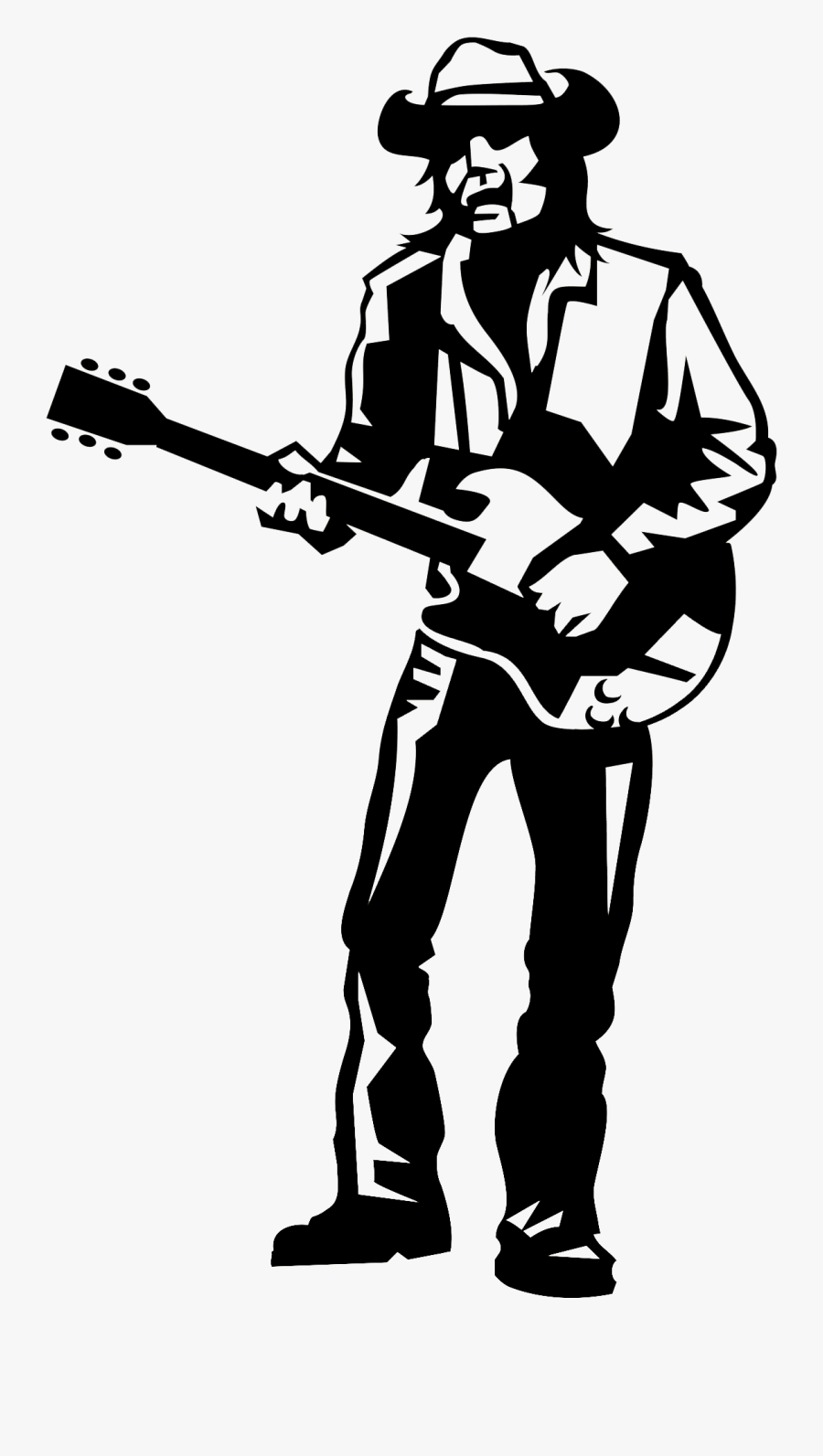 man with guitar silhouette guitar player clipart image silhouette of a man sitting on guitar with man silhouette