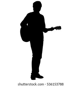 man with guitar silhouette silhouette of guitarist playing viewer electric bass with guitar man silhouette