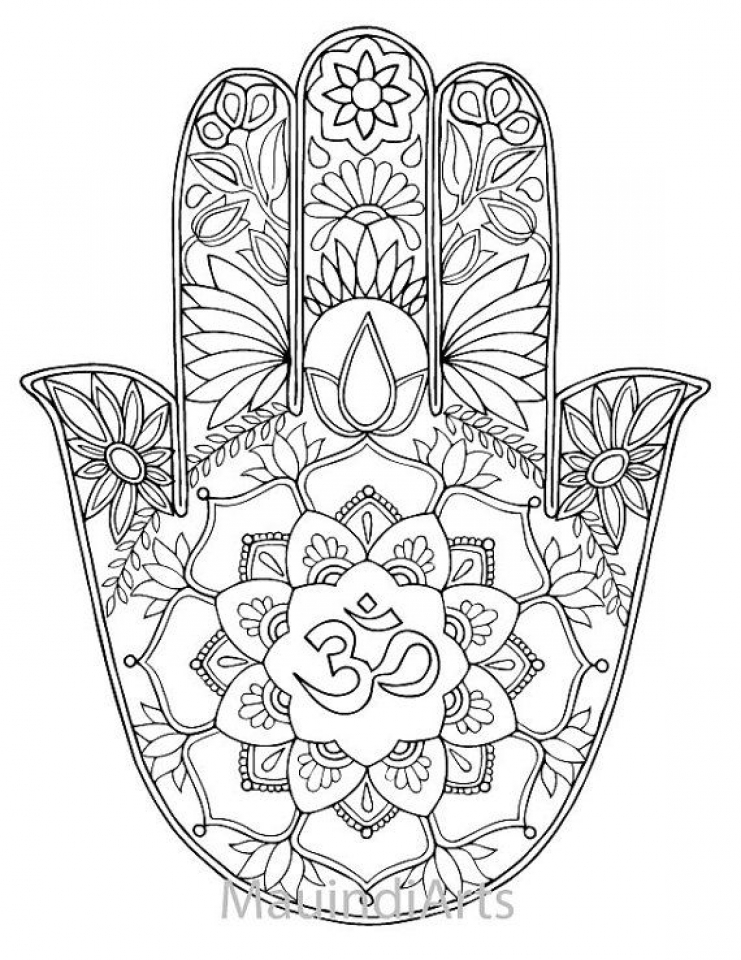 mandala adult coloring pages free clipart of a black and white adult coloring page mandala coloring pages adult