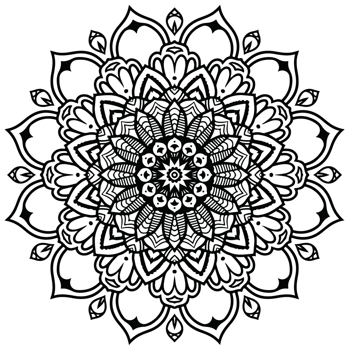 mandala coloring book pages cute floral mandala simple mandalas 100 mandalas zen mandala coloring book pages
