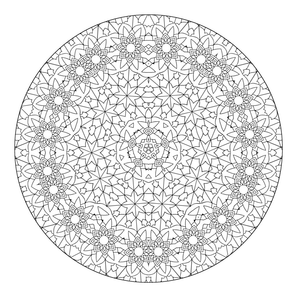 mandala coloring book pages every color matters mandala free coloring page book pages mandala coloring