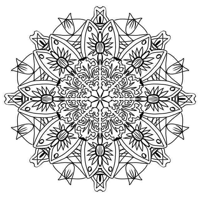mandala coloring book pages free printable adult floral mandala coloring page 71 book coloring mandala pages