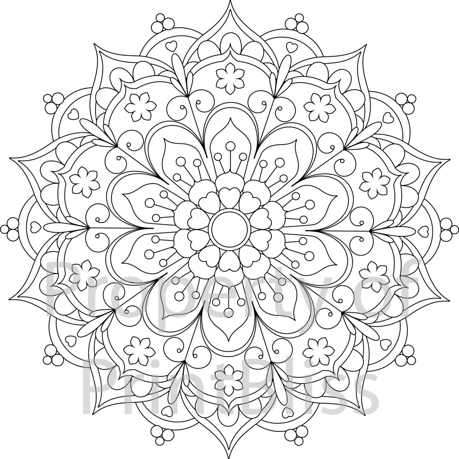 mandala coloring book pages intricate mandala coloring pages at getcoloringscom mandala coloring book pages