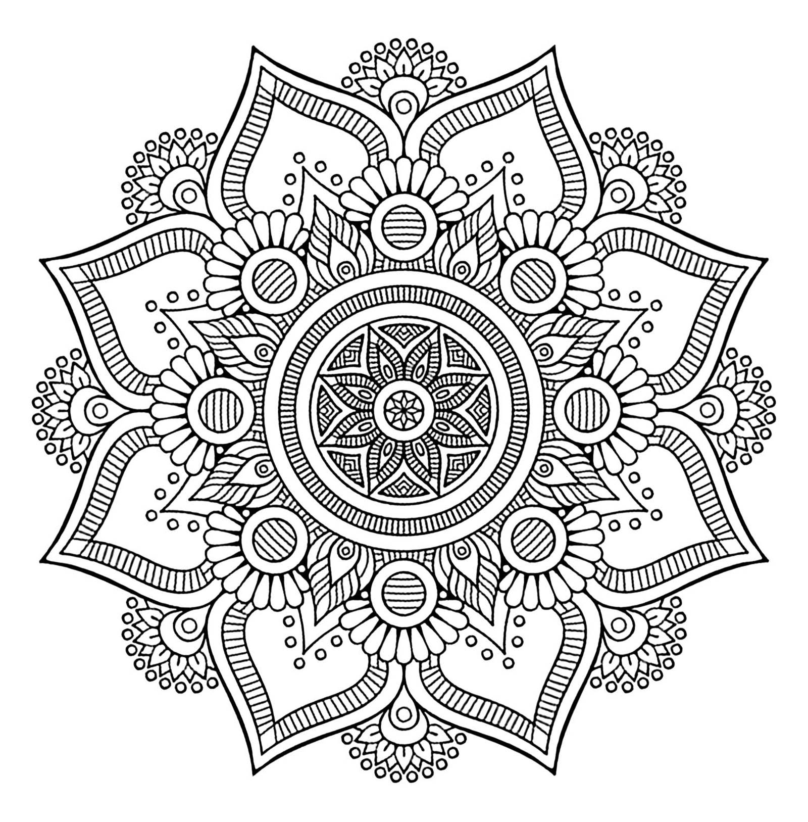 mandala coloring pages for adults free mandalas to color for children mandalas kids coloring pages pages mandala free coloring adults for
