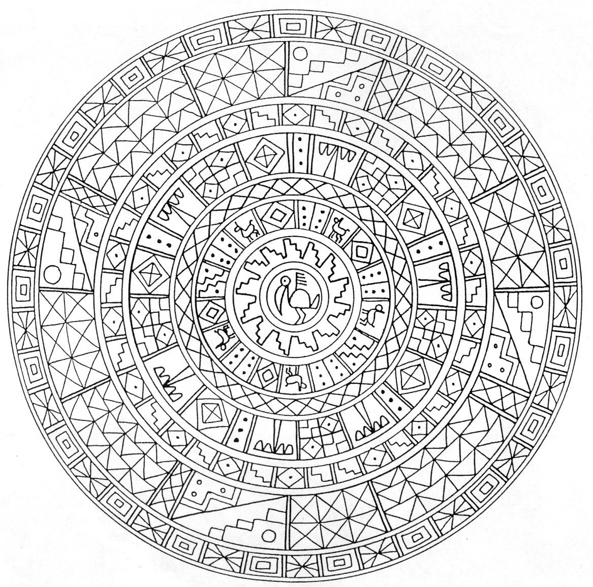 mandalas coloring pages mandala coloring pages for kids to download and print for free coloring pages mandalas
