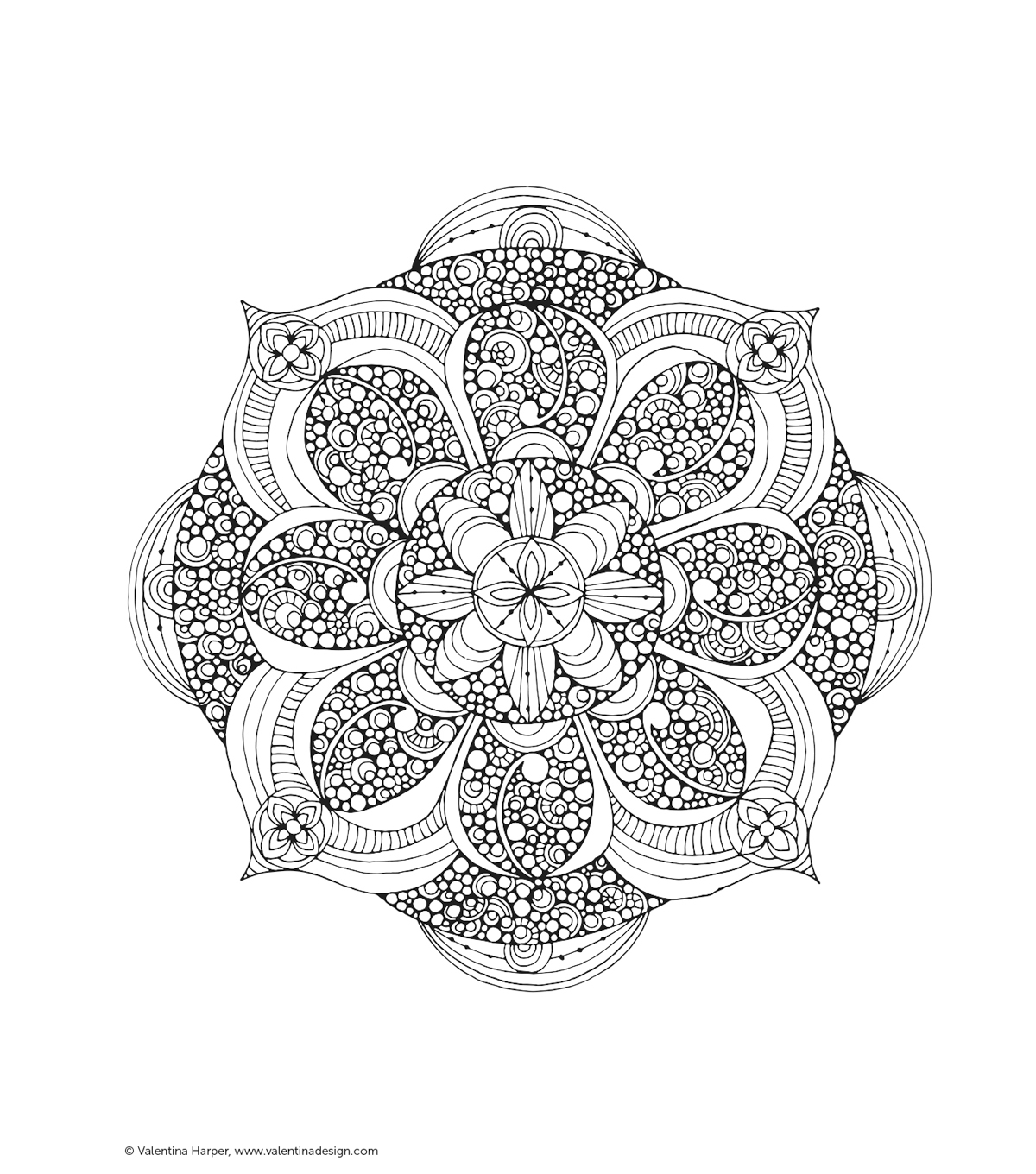 mandalas to color for adults creative coloring mandalas coloring book for adults joann adults to for mandalas color