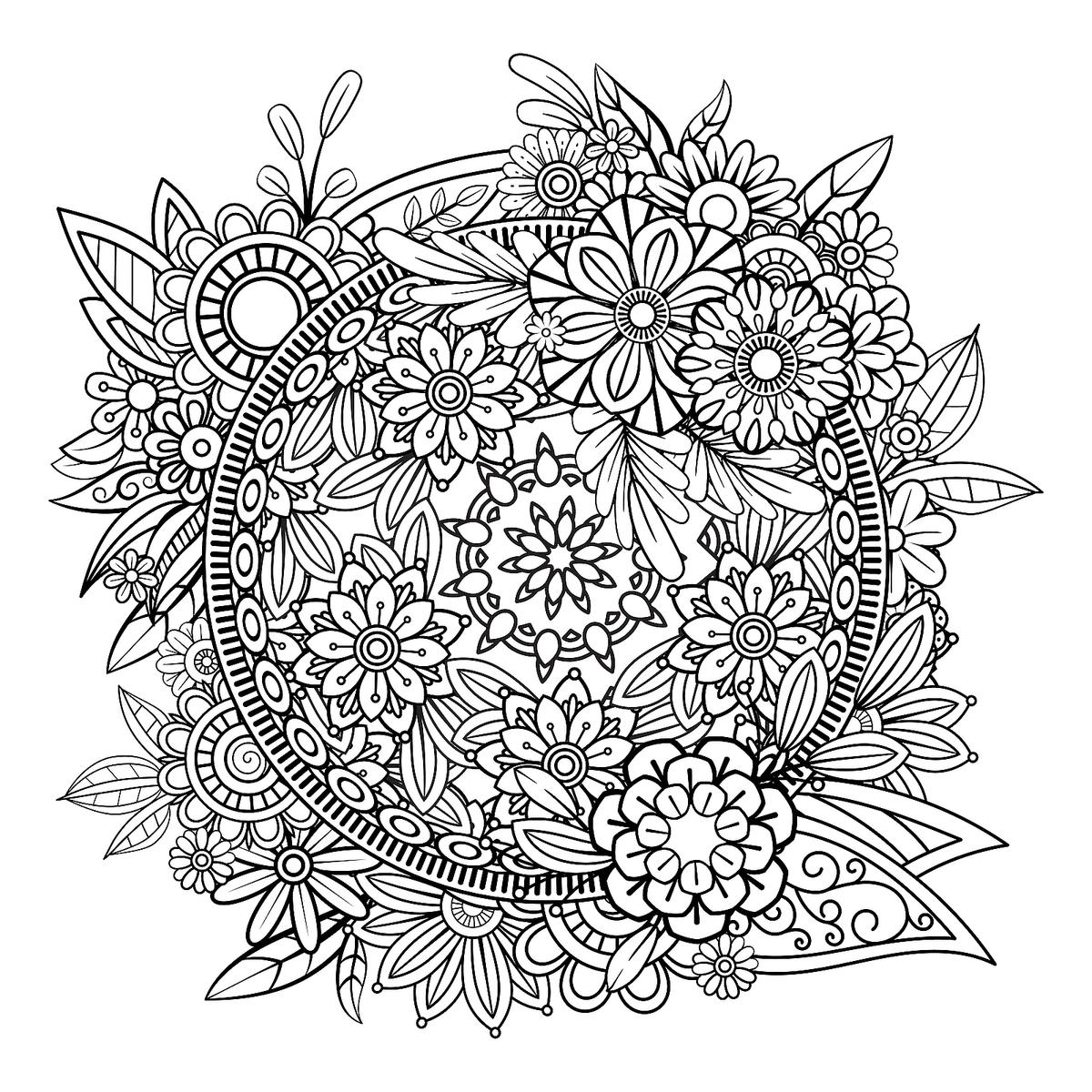 mandalas to color for adults mandala coloring pages printable coloring pages of to mandalas adults for color