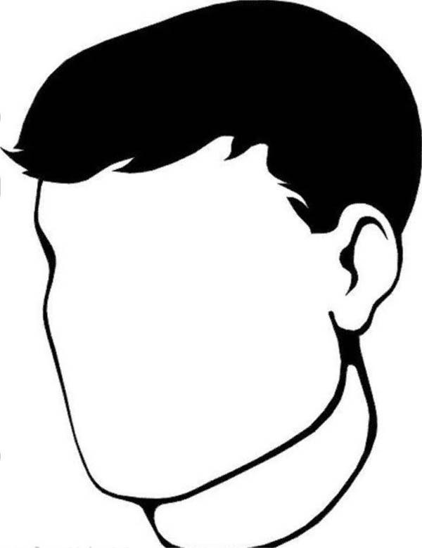mans face coloring page man39s face coloring page free printable coloring pages page mans coloring face