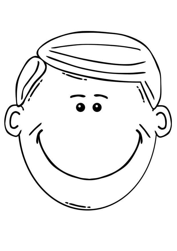 mans face coloring page superman face coloring pages coloring page mans face