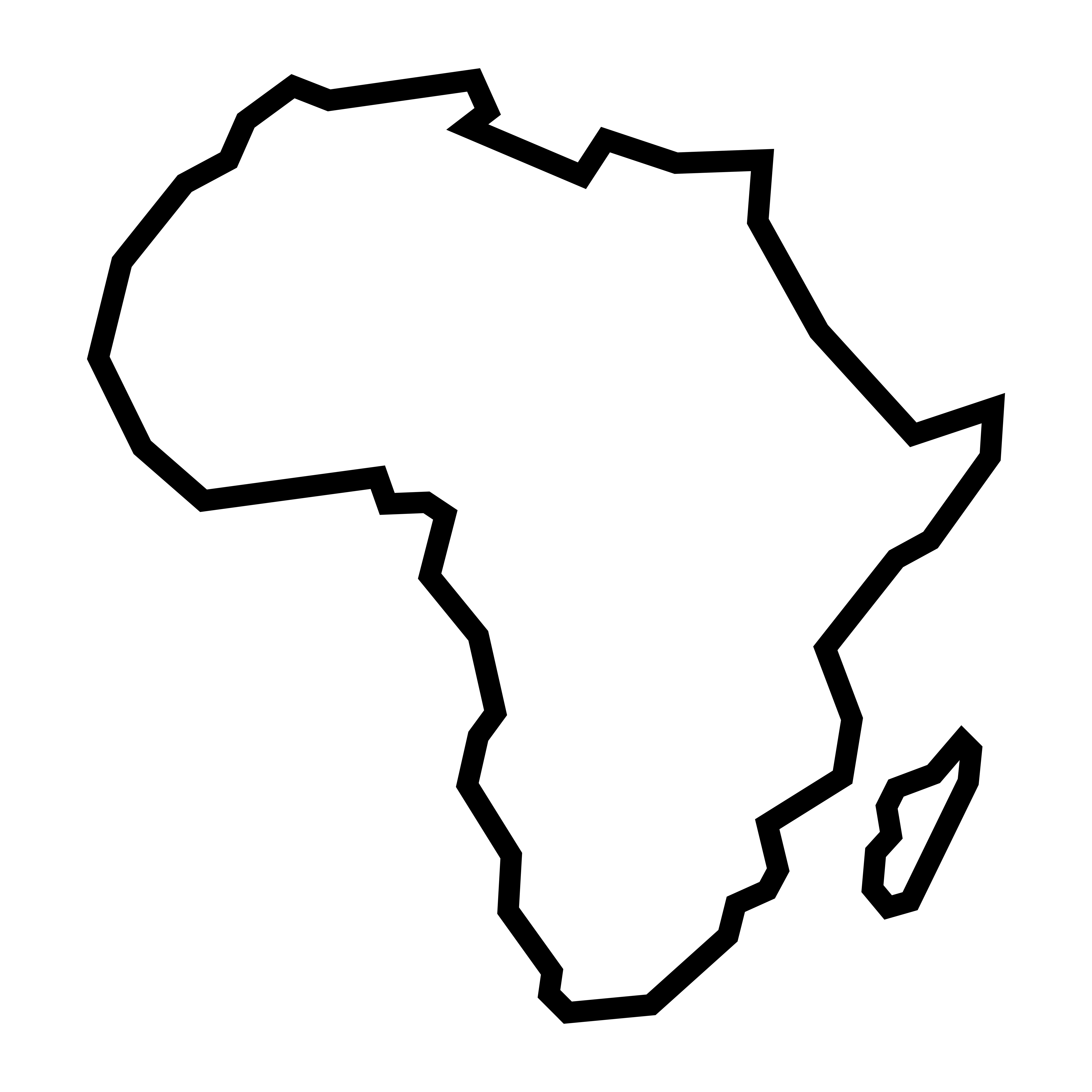 map of africa printable black and white africa clipart map africa map transparent free for map and printable of black white africa