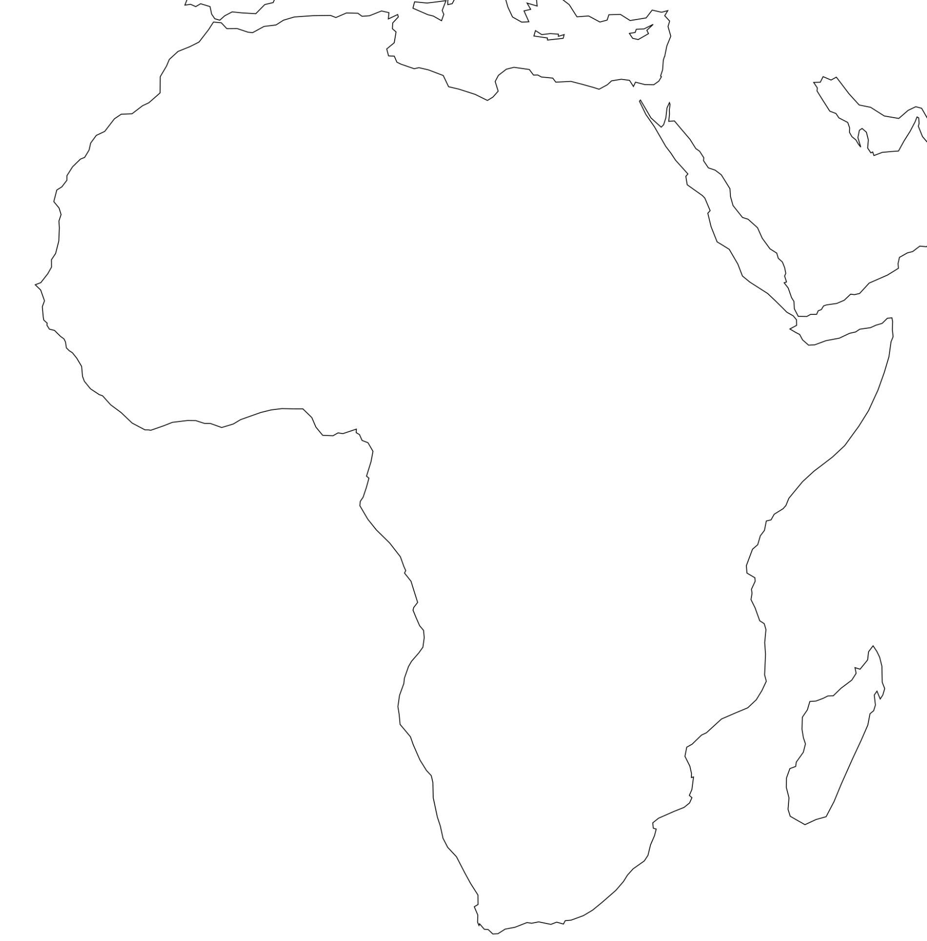 map of africa printable black and white blank map of africa quiz africa map and of black printable white