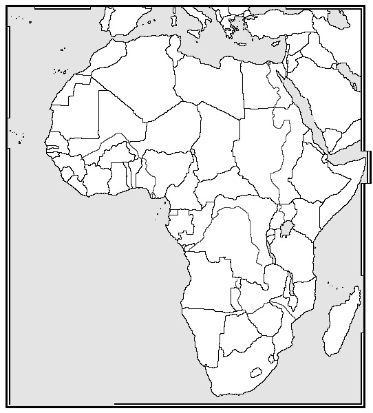 map of africa printable black and white online maps blank africa map black map printable africa and white of
