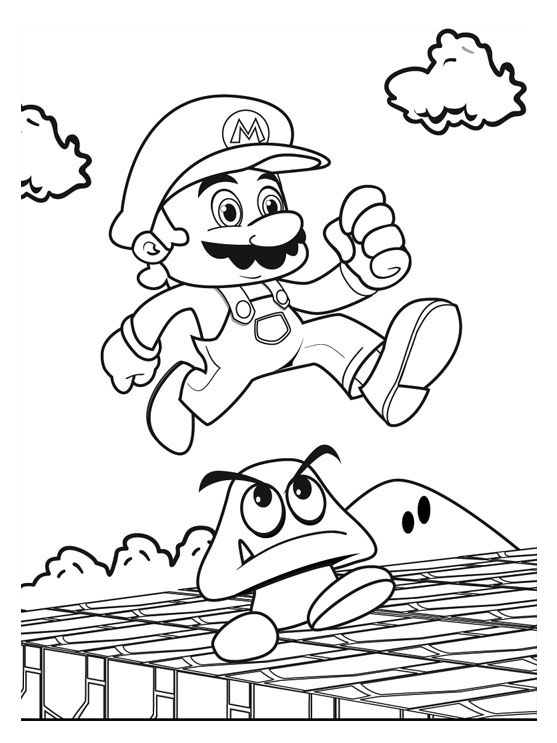 mario maker 2 coloring pages 47 best coloriage super mario images on pinterest pages maker mario 2 coloring