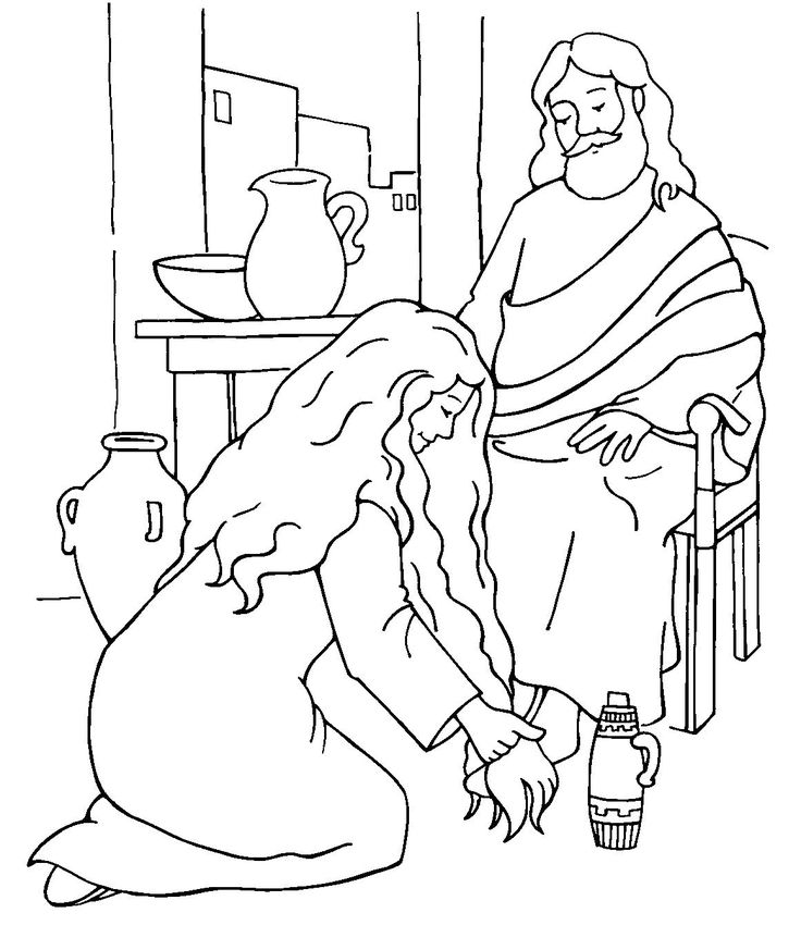 mary magdalene coloring page jesus appears to mary magdalene god39s promises by sarah magdalene mary coloring page