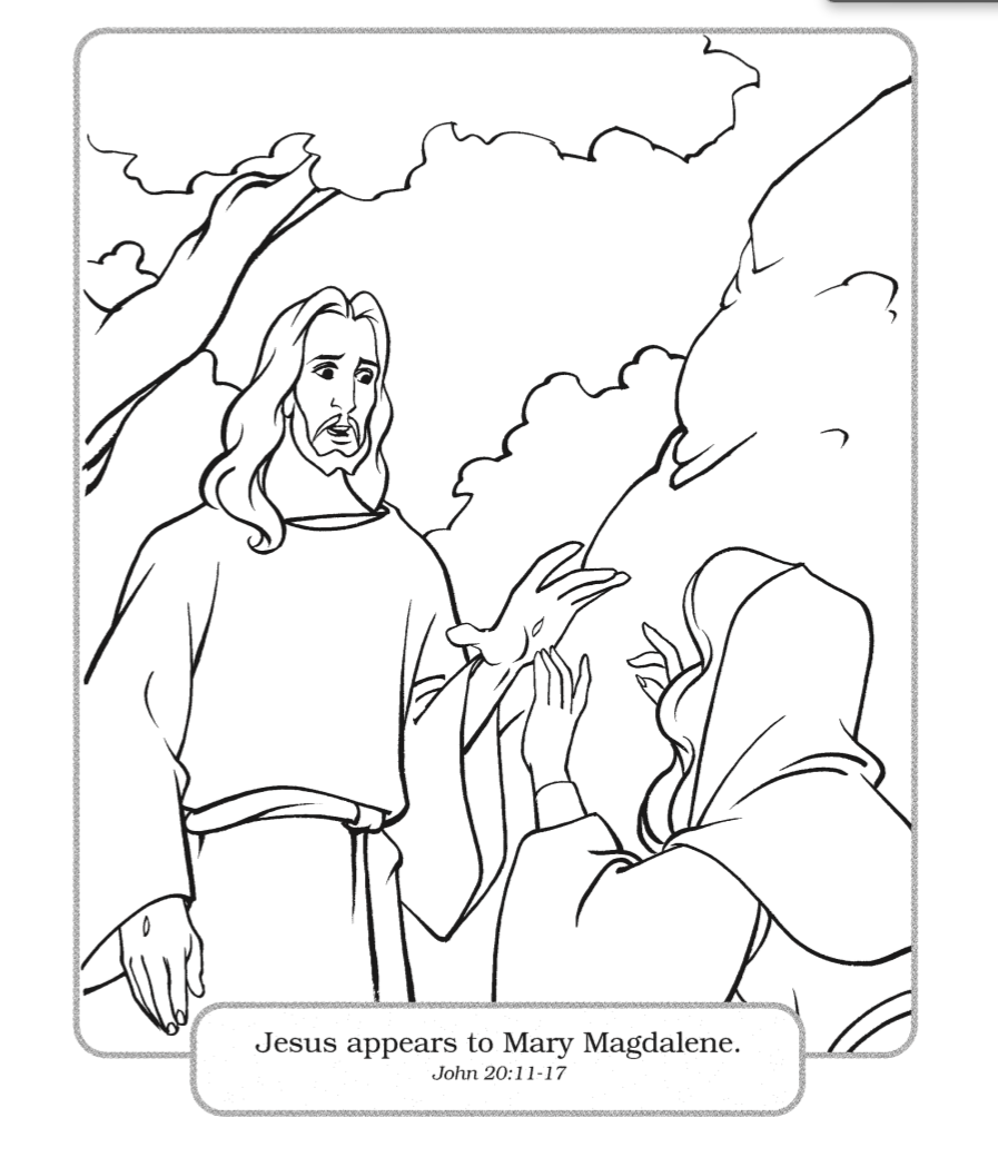 mary magdalene coloring page mary coloring sheet kerra coloring mary page magdalene