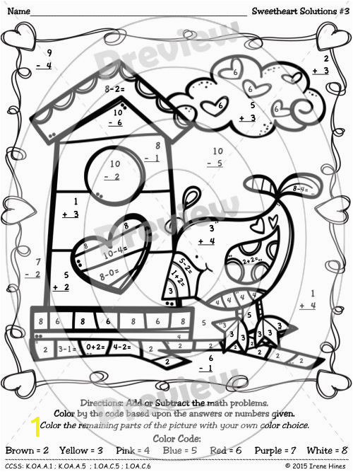 math number coloring pages color by number valentines day coloring pages coloring pages math number