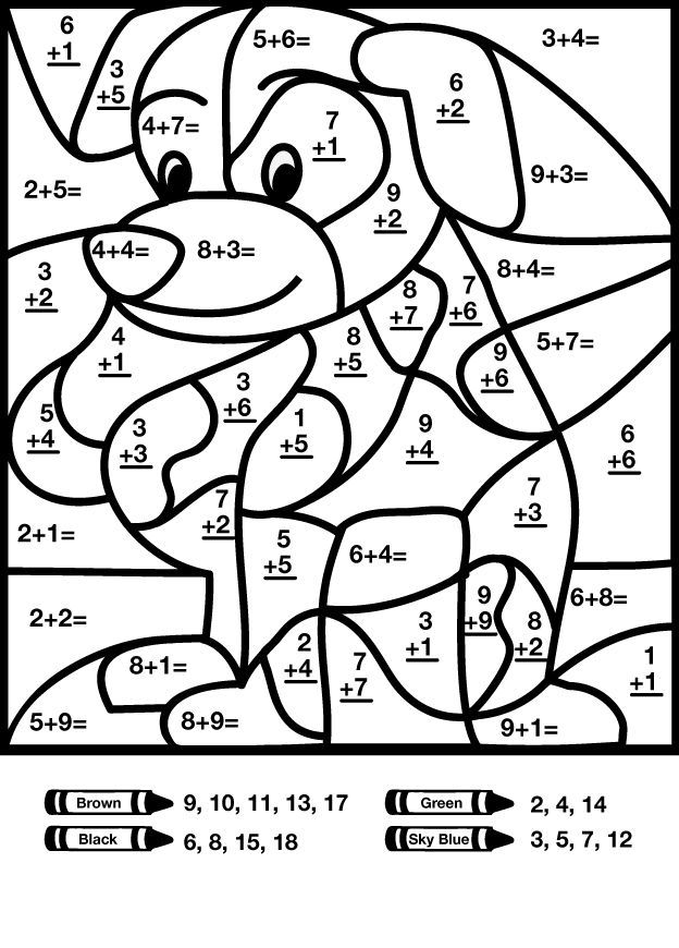 math number coloring pages free printable color by number coloring pages best pages number coloring math