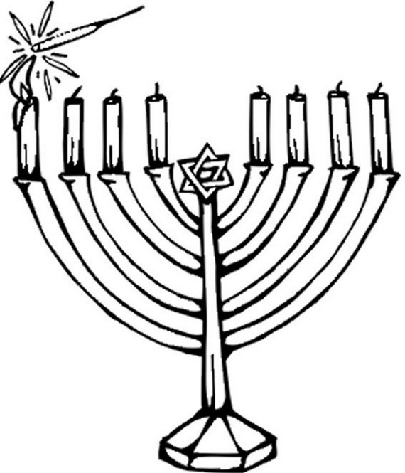 menorah coloring page 38 best hanukkah coloring pages for kids updated 2018 page coloring menorah