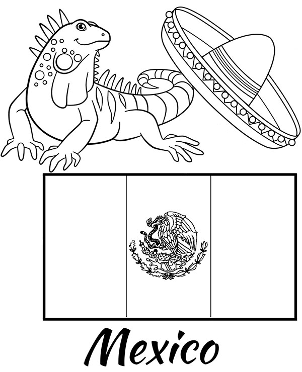 mexico coloring sheet free coloring page mexican flag educational coloring sheet sheet coloring mexico