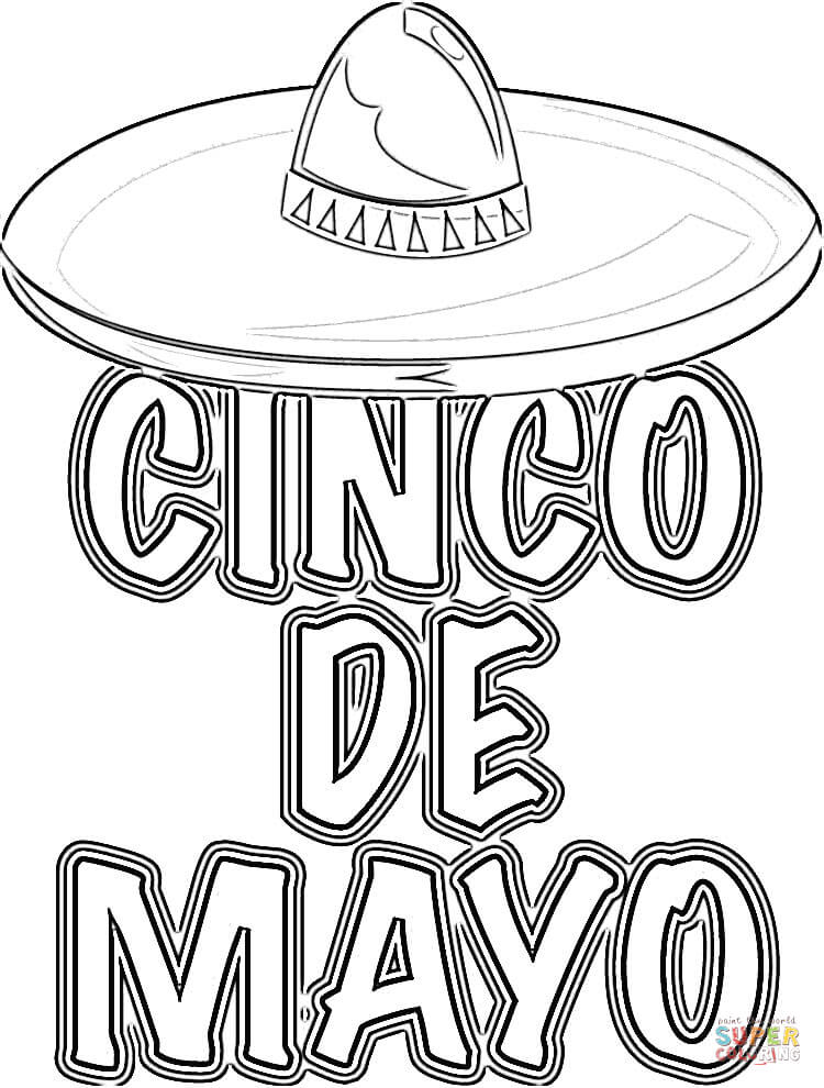 mexico coloring sheet mexican great holiday coloring page free printable mexico sheet coloring