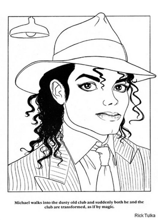 michael jackson coloring sheets michael jackson coloring pages to download and print for free coloring jackson michael sheets 1 1