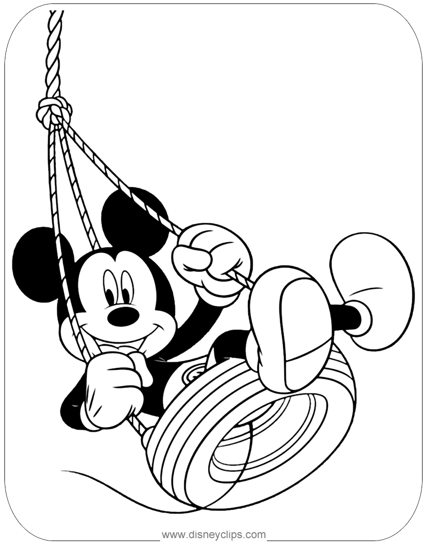 mickey mouse printable coloring pages mickey mouse coloring pages 4 disney39s world of wonders pages printable coloring mickey mouse