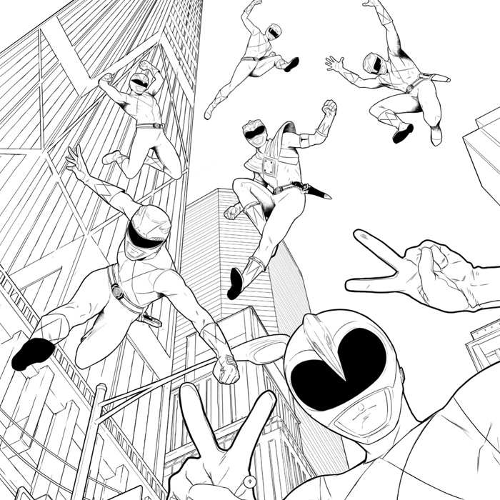 mighty morphin power rangers coloring pages 25 best 39mighty morphin power rangers39 coloring pages your morphin rangers power pages coloring mighty