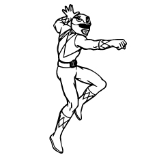 mighty morphin power rangers coloring pages free printable power ranger coloring pages for kids mighty power pages coloring morphin rangers