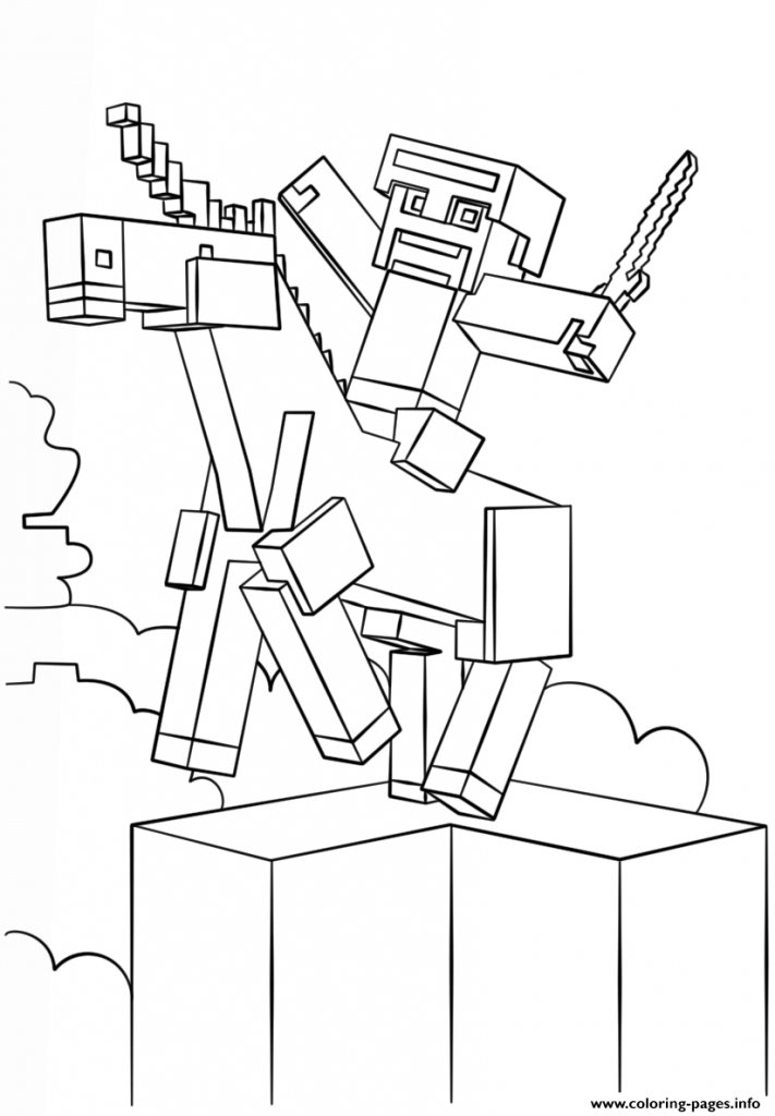 minecraft coloring to print minecraft free to color for children minecraft kids coloring to print minecraft