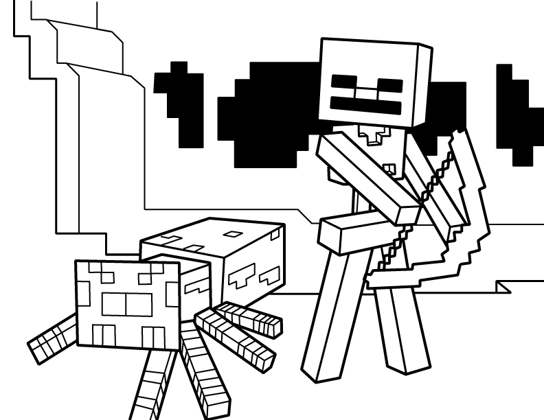 minecraft colour pages minecraft coloring pages at getcoloringscom free minecraft pages colour