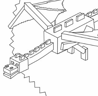 minecraft dragon coloring pages colour minecraft ender dragon coloriage minecraft ender dragon pages minecraft coloring