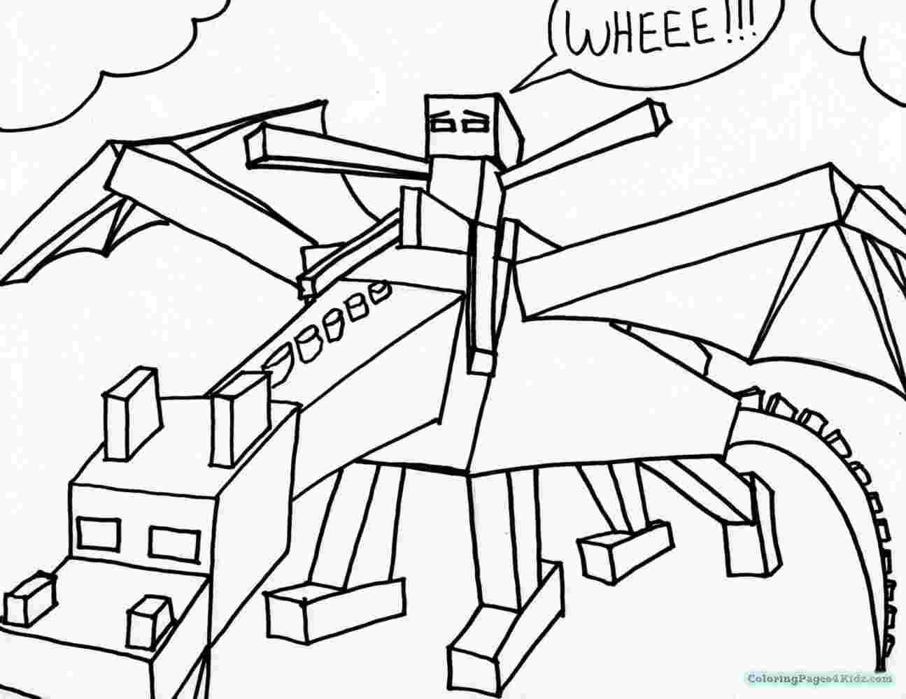 minecraft dragon coloring pages minecraft coloring pages ender dragon 2 coloring pages minecraft dragon pages coloring
