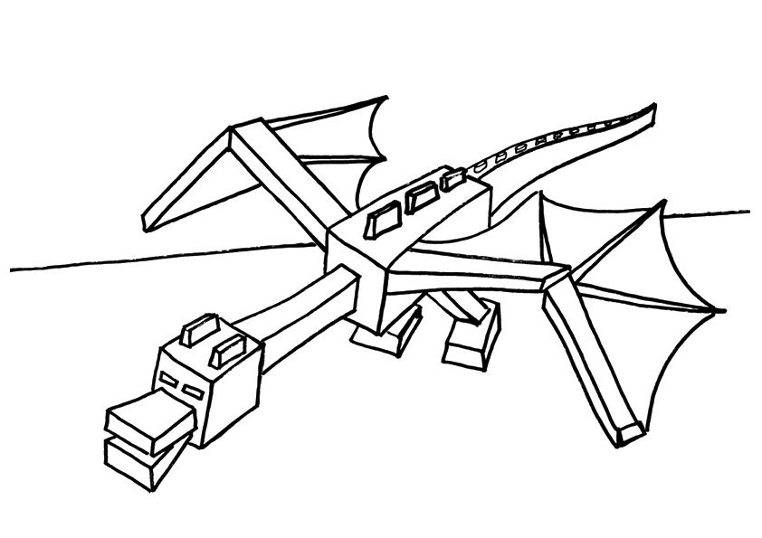 minecraft dragon coloring pages minecraft coloring pages minecraft coloring pages dragon coloring minecraft pages