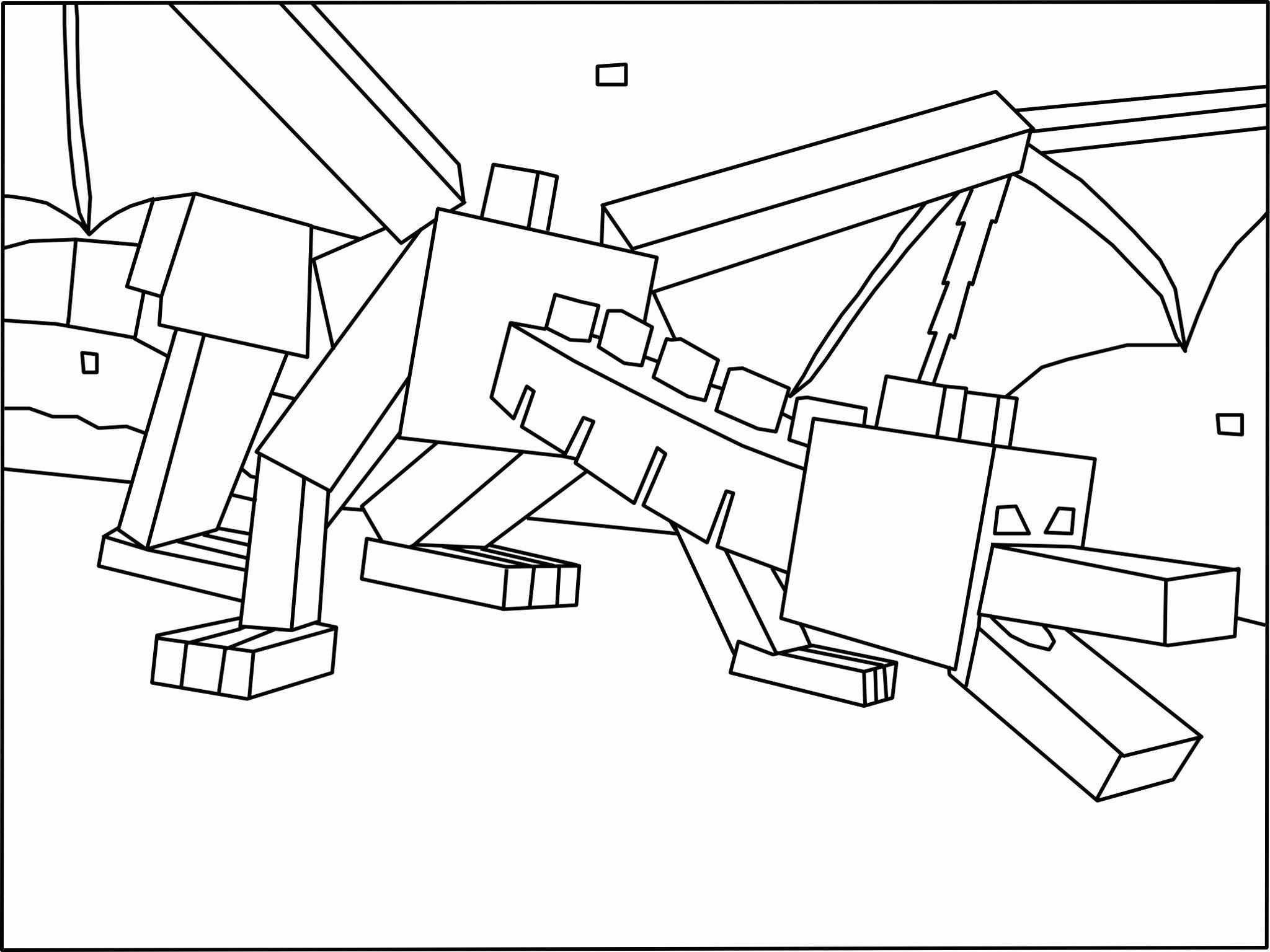 minecraft ender dragon coloring sheet minecraft drawing game at getdrawings free download dragon minecraft coloring ender sheet