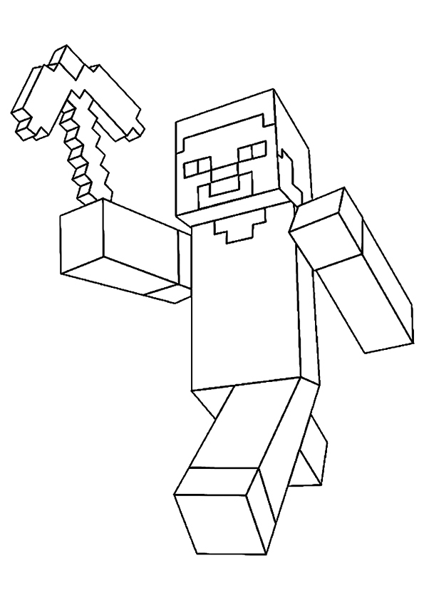 minecraft herobrine coloring pages minecraft herobrine coloring pages getcoloringpagescom coloring minecraft pages herobrine