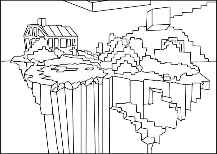 minecraft mansion coloring pages a minecraft house coloring page käsityö mansion coloring pages minecraft