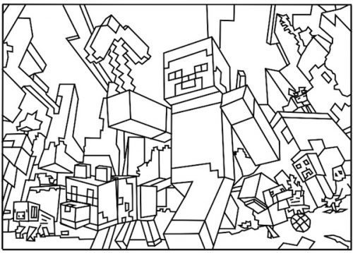 minecraft mansion coloring pages coloring pages minecraft gallery whitesbelfast coloring mansion pages minecraft