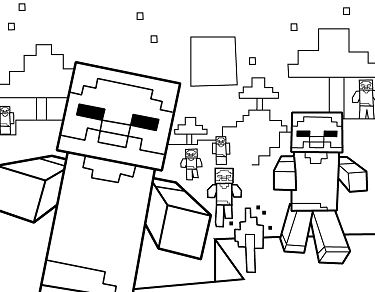 minecraft mansion coloring pages minecraft house coloring pages at getdrawings free download mansion pages coloring minecraft