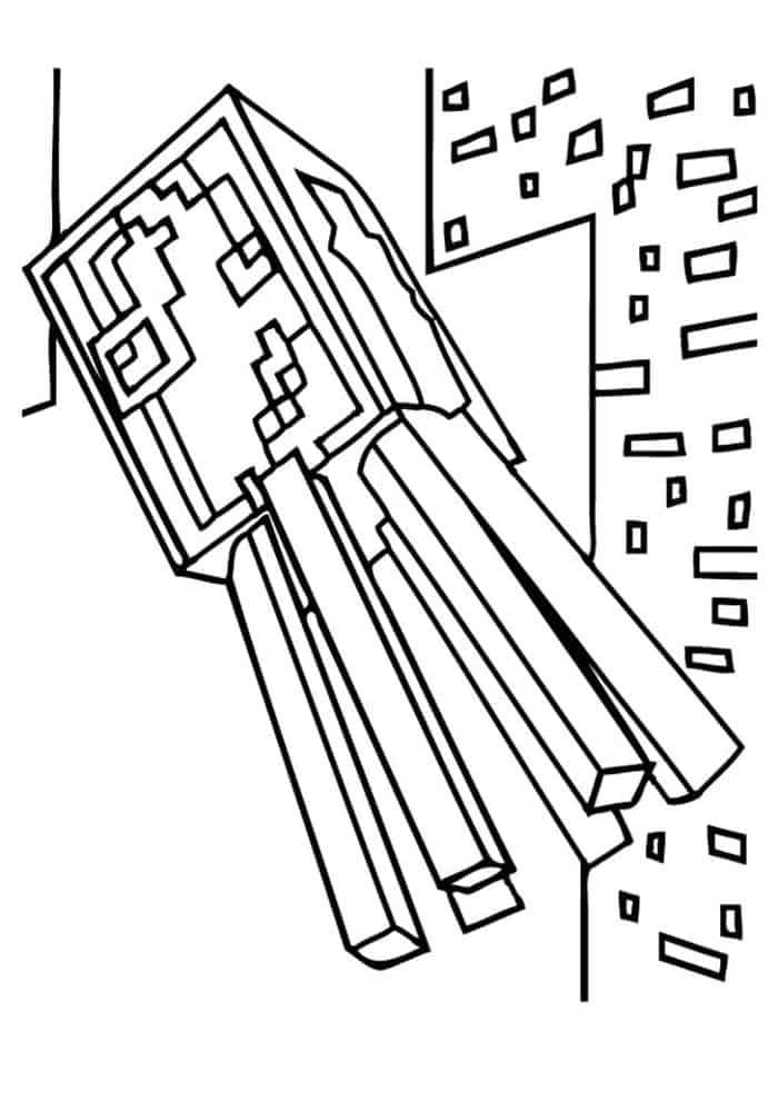 minecraft pig printable minecraft pig coloring pages at getcoloringscom free pig printable minecraft