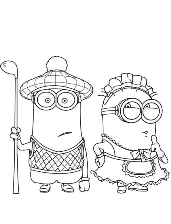 minion coloring print download minion coloring pages for kids to have minion coloring