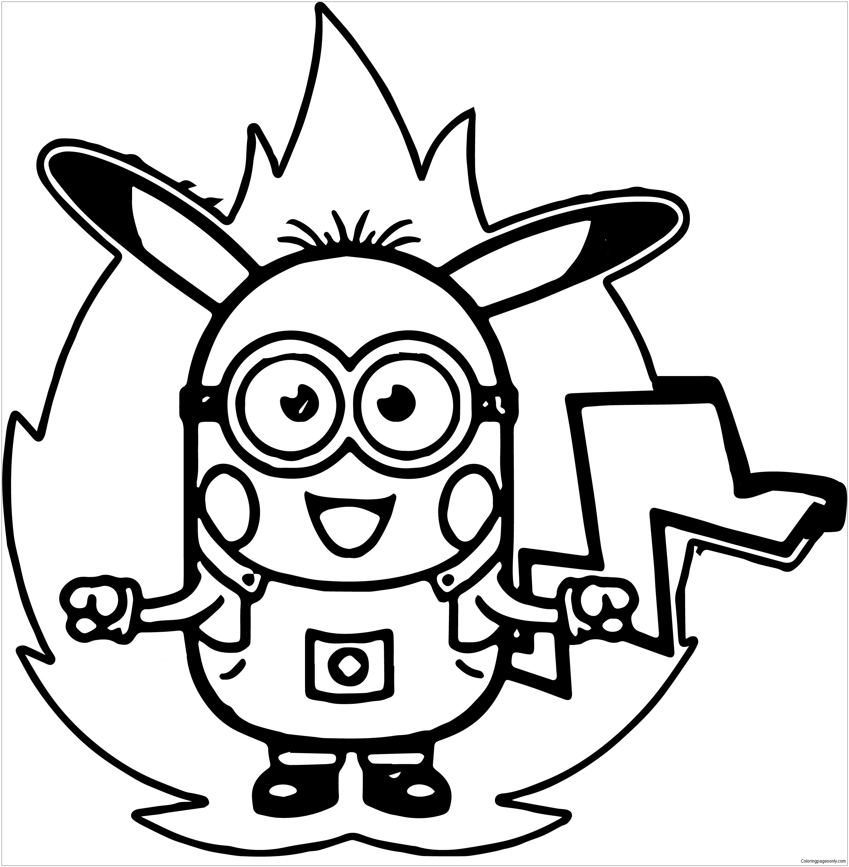 minion coloring stuart minion coloring pages at getcoloringscom free coloring minion