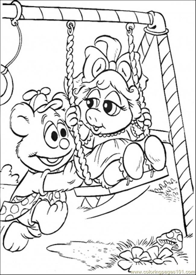 miss piggy coloring pages kids n funcom coloring page muppets miss piggy coloring pages piggy miss