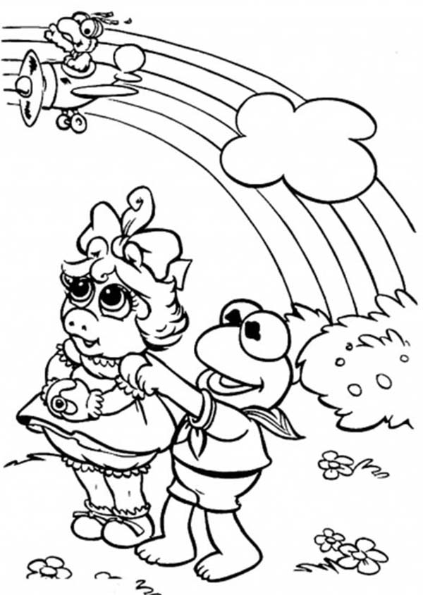 miss piggy coloring pages muppets coloring pages printable games miss pages coloring piggy